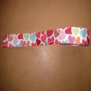 Heart Theme Grosgrain Ribbon
