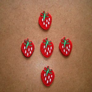 Strawberry Appliques