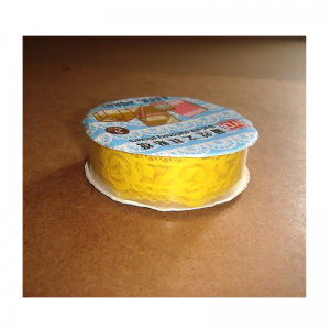 Lace Tape Yellow With Flower