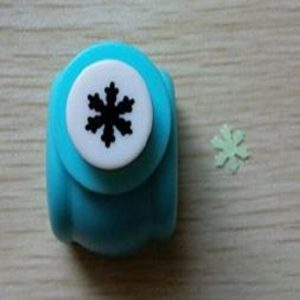 Mini Snowflake Paper Punch