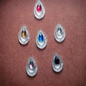 Mixed Teardrop Rhinestone