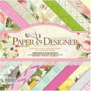 Eno Greeting Scrapbook Paper Pack 3
