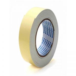 Wonder Double Sided Foam Tape 1 inch
