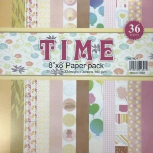TIME Paper Pack 3
