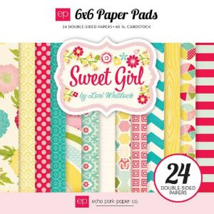 Sweet Girl Paper Pack