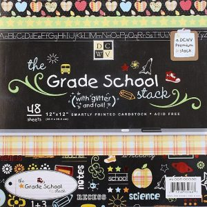 DCWV The Grade School Paper Pack