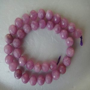 Lavender Agate Beads