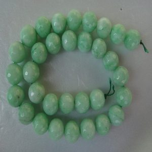Mint Colour Agate Beads