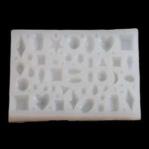 Resin Embellishments Mould Set
