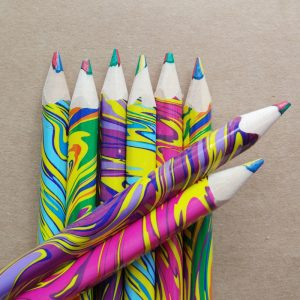 Wonder Pencil - Four Colours In One