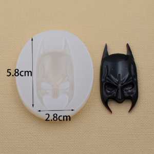 Superheroes Silicone Mould - Batman