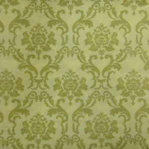 Golden Damask Decoupage Napkin