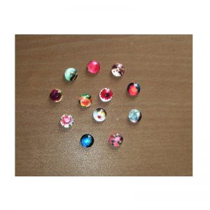 Glass Cabochons 10 mm