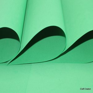 iCraft Flower Making Foam Sheets - Traditional Green