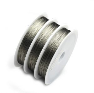 Tiger Tail Wire Silver
