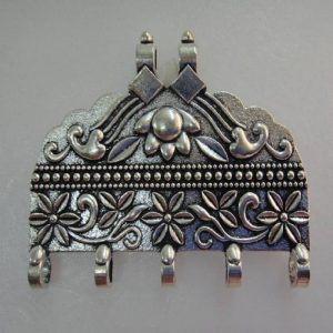 German Silver Pendant