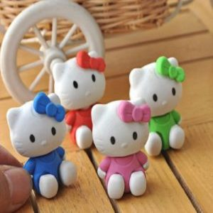 Cute Hello Kitty Eraser