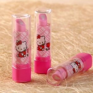 Hello Kitty Lipstick Eraser