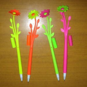 Flower Gel Pen