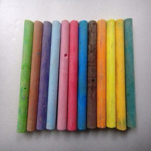 Colour Chalks Pack
