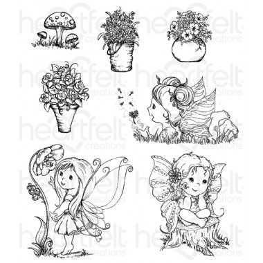 Gorjuss Santoro Stamps clipart and coloring pages - Google Search ... | 380x380