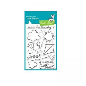 Lawn Fawn Sunny Skies Stamp