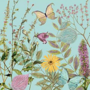 The Garden Decoupage Napkin