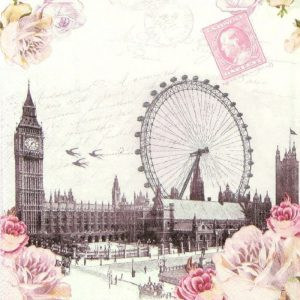 View Decoupage Napkin