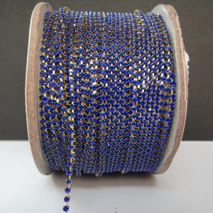 Royal Blue Stone Chain