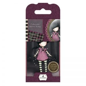 Docrafts Santoro Gorjuss Rubber Stamps - Santoro Mini - No. 13, Fairy Lights