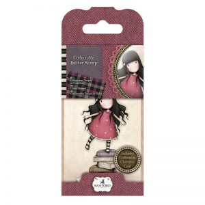 Docrafts Santoro Gorjuss Rubber Stamps - Santoro Mini - No. 2, New Heights