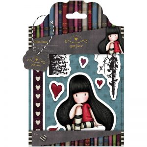 Docrafts Santoro Gorjuss Urban Stamps - Simply Gorjuss - The Collector