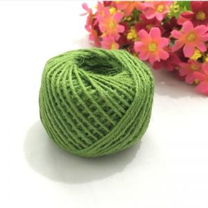 Light Green Jute Twine