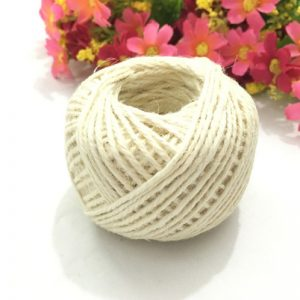 Off White Jute Twine