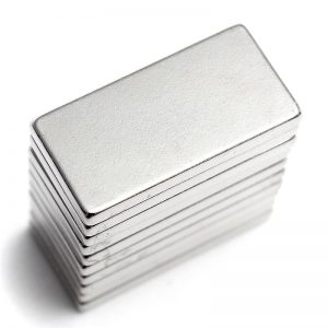 Rare Earth Neodymium Rectangle Magnet