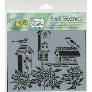 The Crafter's Workshop - Bird Houses