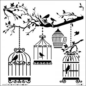 The Crafter's Workshop - Birds Of A Feather