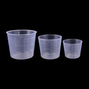 Measuring Plastic Cup Set