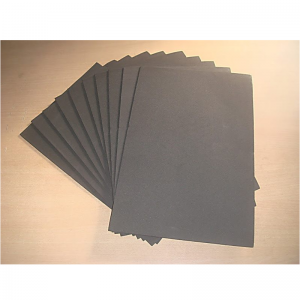 Black Foam Sheets