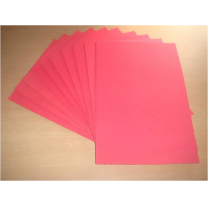 Red Foam Sheets