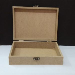 MDF Rectangle Box