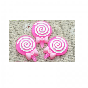 Lollipop Resin Embellishment