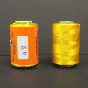 Silk Thread - Yellow