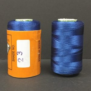 Silk Thread -Blue