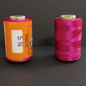 Silk Thread - Dark Pink