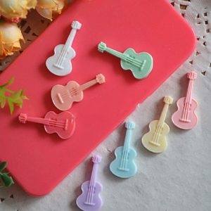 Guitar Resin Embellishments