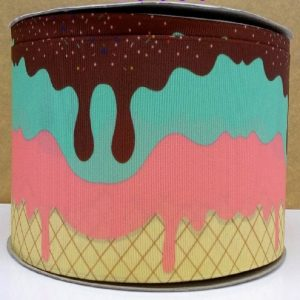 Layered Cake Grosgrain Ribbon