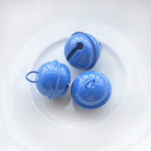 Blue Colour Jingle Bells