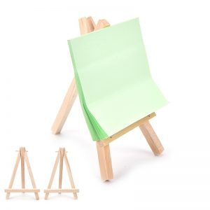 Natural Wood Colour Easels