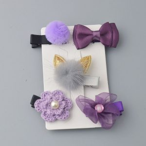 Girls Hair Clips